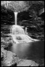 Ricketts Glen Waterfall  ~WF3