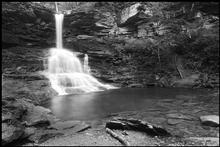 Ricketts Glen PA Waterfall